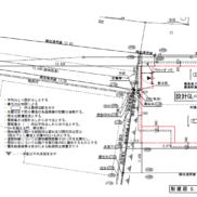 敷地図面(地図)
